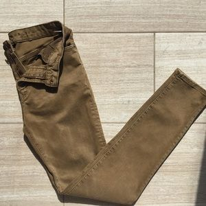 American Eagle Next Level Flex khaki chino jeans